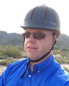 Trail Selfie