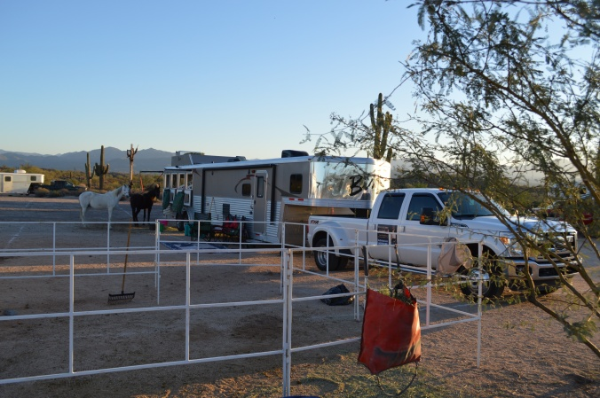 Horse Camp at McDowell Mountain Park